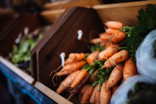 Healthy+Free Carrots