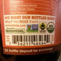 revive bottle
